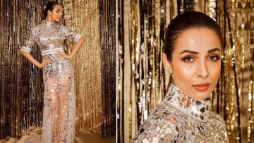 Malaika Arora reflecting out some glamour
