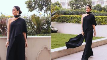 Kareena Kapoor Khan looks like a million bucks in a plain outfit