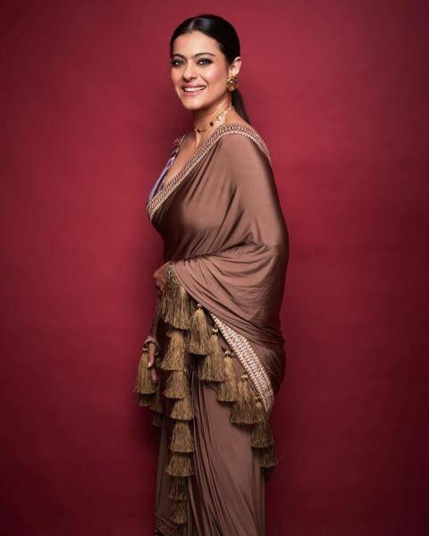Stylist Radhika Mehra wins brownie points for the tassels on the pallu - Fashion Models