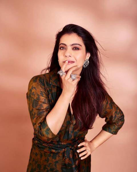 Kajol, who is busy promoting her upcoming Tanhaji, was earlier seen in this comfortable looking outfit from KoAi - Fashion Models