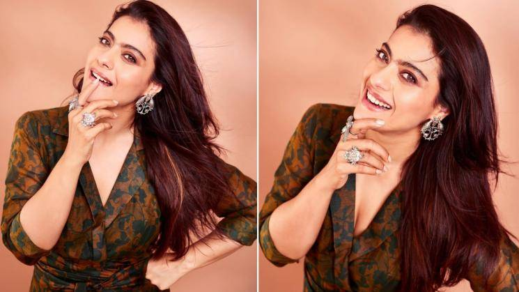 Kajol embracing comfort with zest