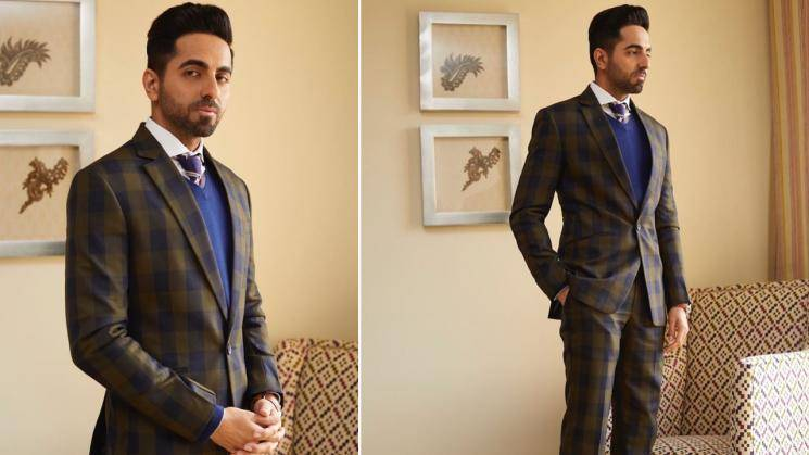 Ayushmann Khurrana looking like the good ole' Englishman
