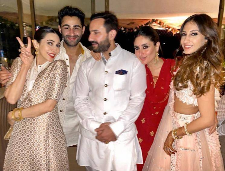 Kareena Kapoor Khan has been having too much fun to not attract envy - look at the lady shining in this churidar set from Raghavendra Rathore - Fashion Models