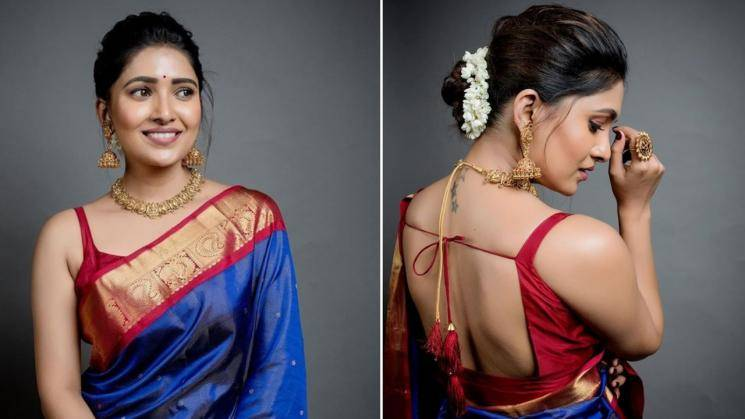Here's why we love Vani Bhojan in traditional attire - Fashion Celebrity