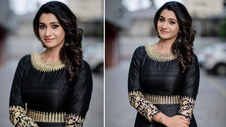 Priya Bhavani Shankar rocking a black outfit