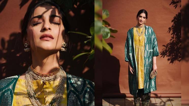 Sonam Kapoor Ahuja's jewellery lessons
