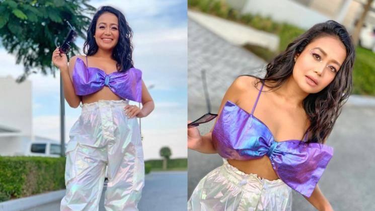 Neha Kakkar is looking hot at the Goa Beach!