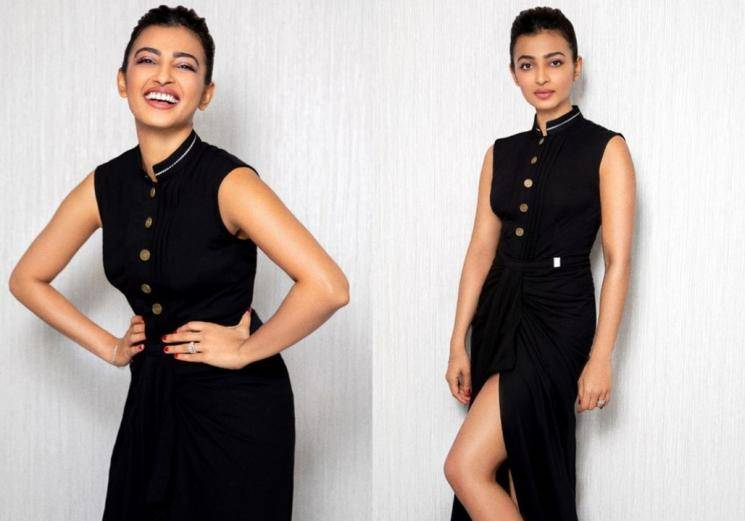 We're loving Radhika Apte's black gown! - Fashion Celebrity