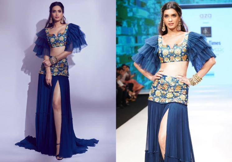 Diana Penty looking like princess Jasmine  - Fashion Celebrity