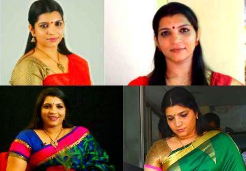 நடிகை சரிதா நாயருக்கு 3 ஆண்டு சிறை! - Daily news