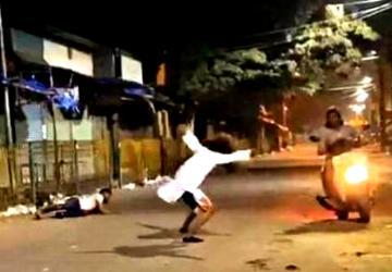 யூடியூப் சேனலுக்காக பேய் வேடம் போட்ட 7 பேர் கைது! - Daily news