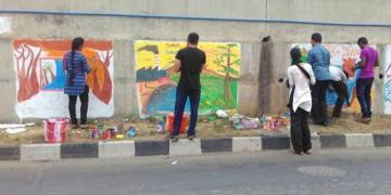 This Children's Day, paint some walls with schoolkids!  - Daily news