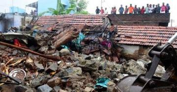 Wall Collapse accused seeks bail, case adjourned to Wednesday - Daily news