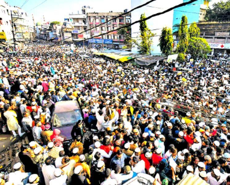 டெல்லியில் மீண்டும் 144 தடை உத்தரவு! - Daily news