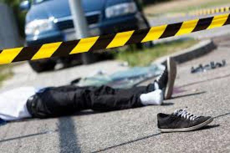 Dead body left on road for hours as cops argue over jurisdiction  - Daily news
