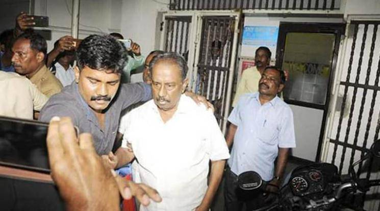 BJP stages protest, booked Nellai Kannan lands in jail - Daily news