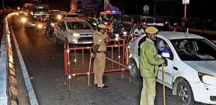 Over 700 booked for road rash, 8 deaths in Chennai on New Year's eve - Daily news