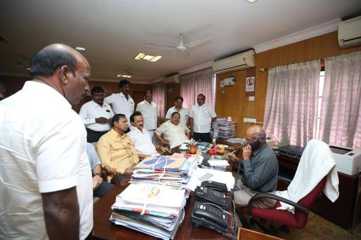 Local body polls: Vote counting on, DMK approaches HC over 'irregularities' - Daily news