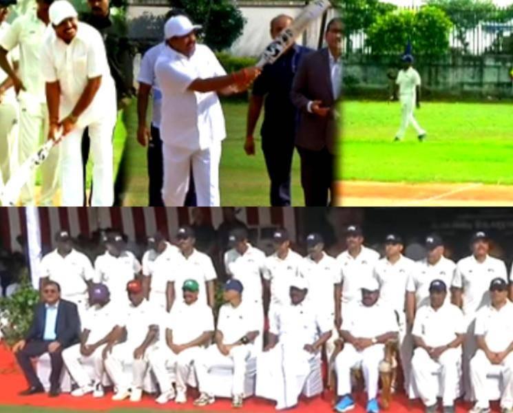 அடி தூள்.. IPL-க்கே டப் கொடுக்கும் IAS - IPS அதிகாரிகள் கிரிக்கெட் டீம்! - Daily news