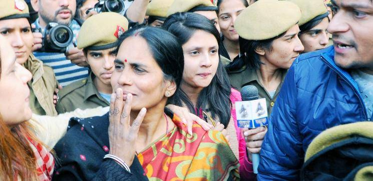 Eight years on, Delhi court awards capital punishment in Nirbhaya case - Daily news