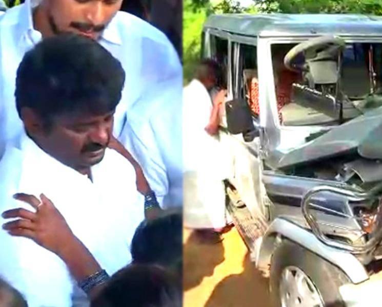 கதறி அழுத அமைச்சர் விஜயபாஸ்கர்! - Daily news