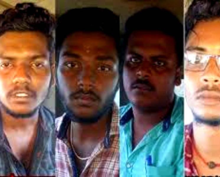 """பாலியல் பலாத்கார வழக்கில் 4 பேருக்கு """"சாகும் வரை சிறை! - Daily news"""