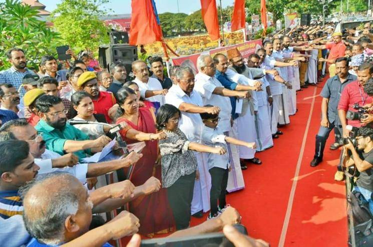Kerala's republic march inspires CAA protesters - Daily news