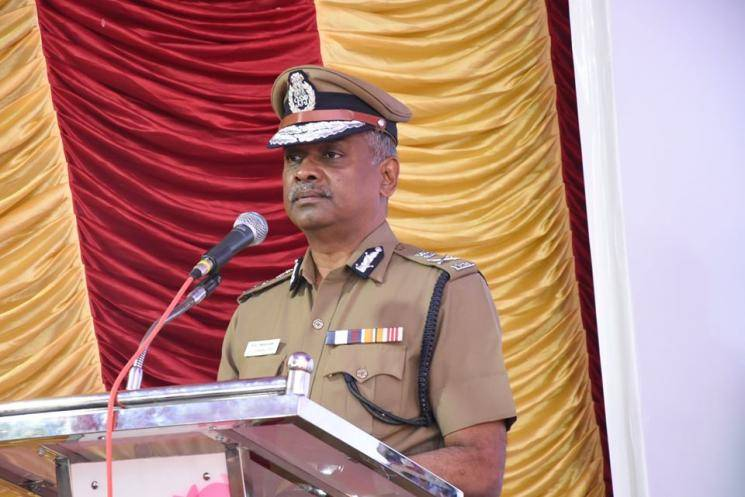Chennai Police makes a short film for the Third Eye programme - Daily news