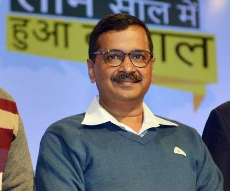 Congrats Arvind Kejriwal ji, says all of India - Daily news