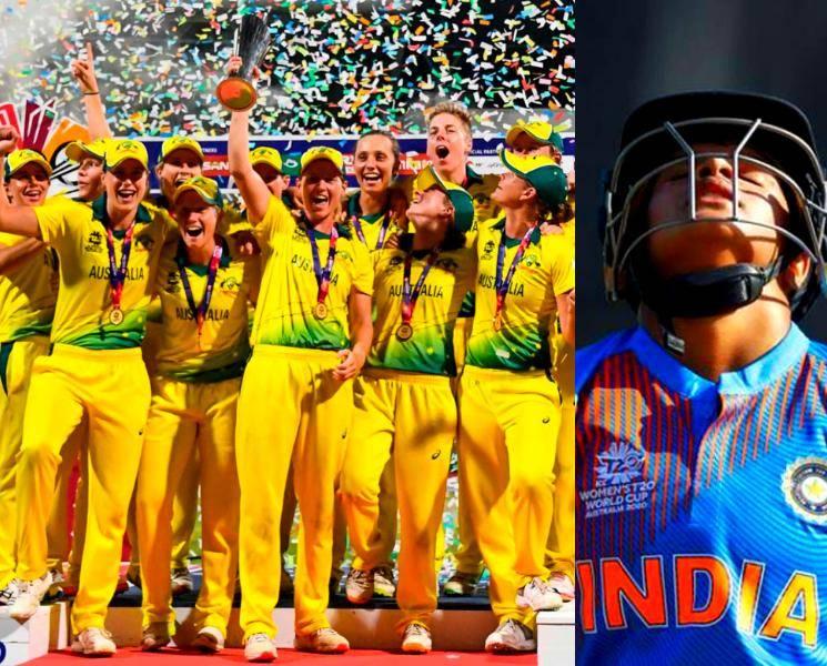 மகளிர் டி20 உலகக்கோப்பை கிரிக்கெட்.. இந்தியா வீழ்ந்தது! ஆஸ்திரேலியா வென்றது!! - Daily news