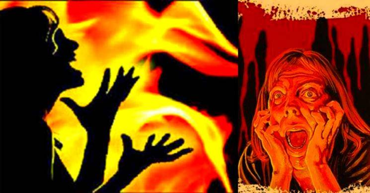 உடலில் தீ வைத்து கள்ளக் காதலன்.. காதலனை கட்டிப்பிடித்து உருண்ட கள்ளக் காதலி! - Daily news