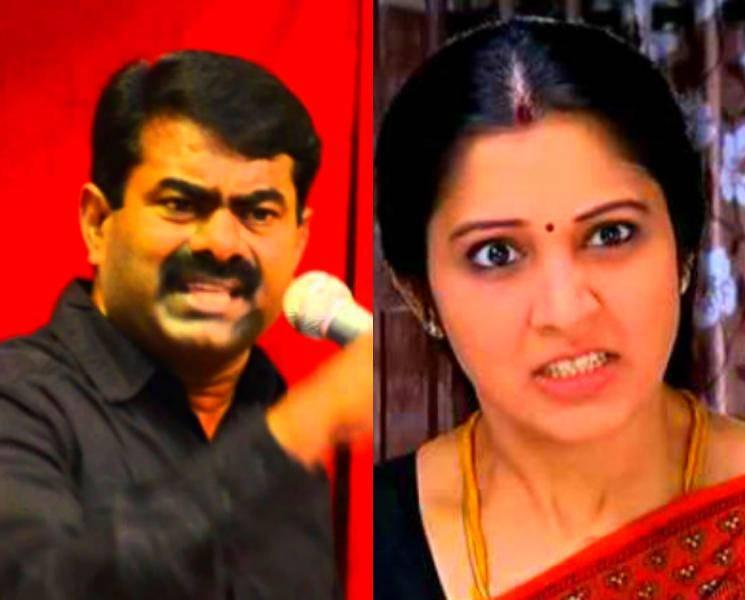 சீமான் மீது நடிகை விஜயலெட்சுமி புகார்! - Daily news