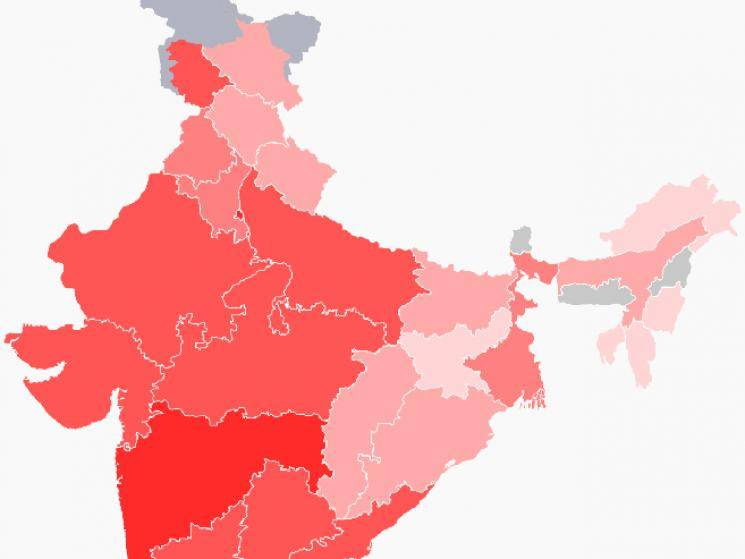518 new COVID-19 Cases in India today: Total becomes 4789! - Daily news