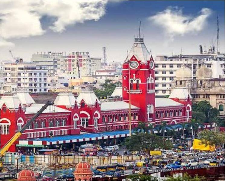 சென்னையில் கொரோனா பாதிப்பு.. ஆபத்தான 6 மண்டலங்கள்! - Daily news