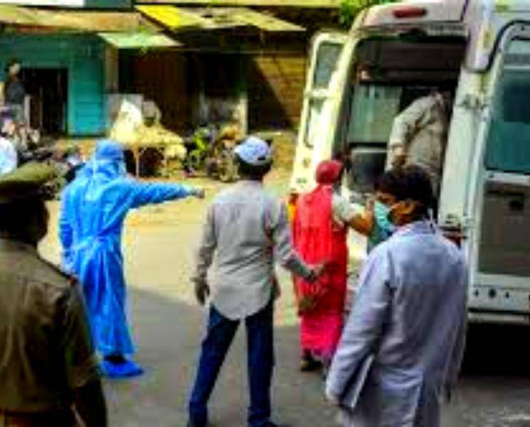 கிருஷ்ணகிரியில் முதல் கொரோனா தொற்று! - Daily news