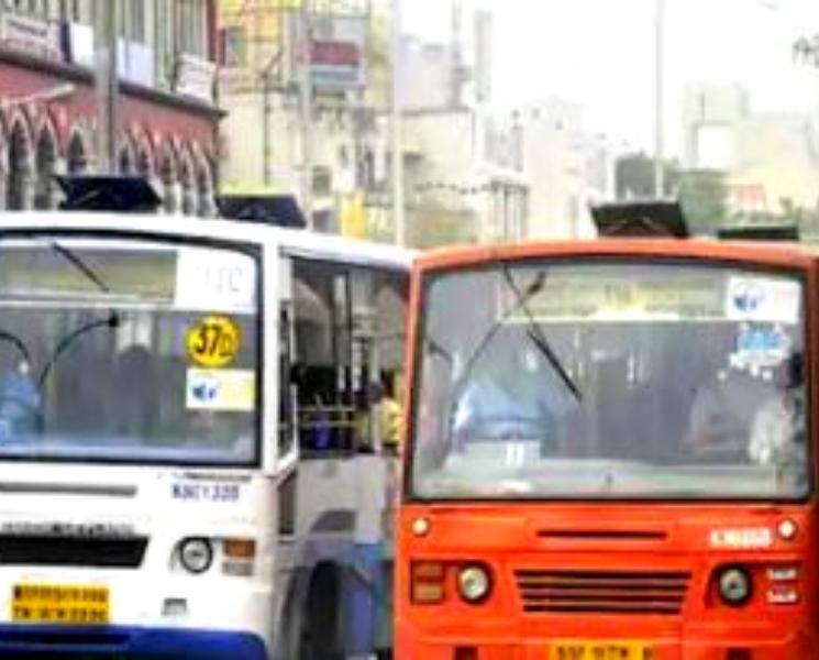 சென்னையில் இன்று முதல் 200 பேருந்துகள்! - Daily news