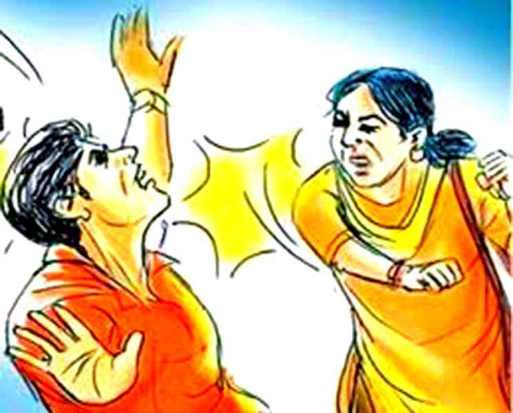 கணவனை கல்லால் அடித்து கொலை செய்த மனைவி! - Daily news
