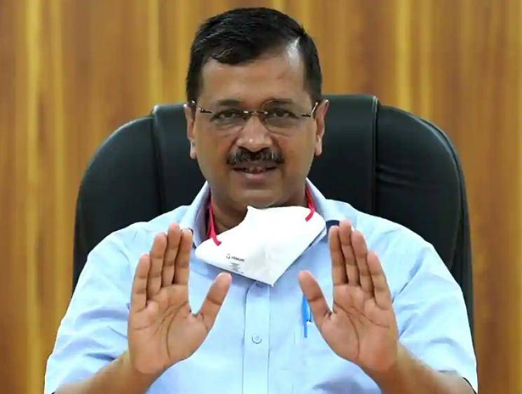 Delhi CM Arvind Kejriwal to get corona test after developing fever and sore throat