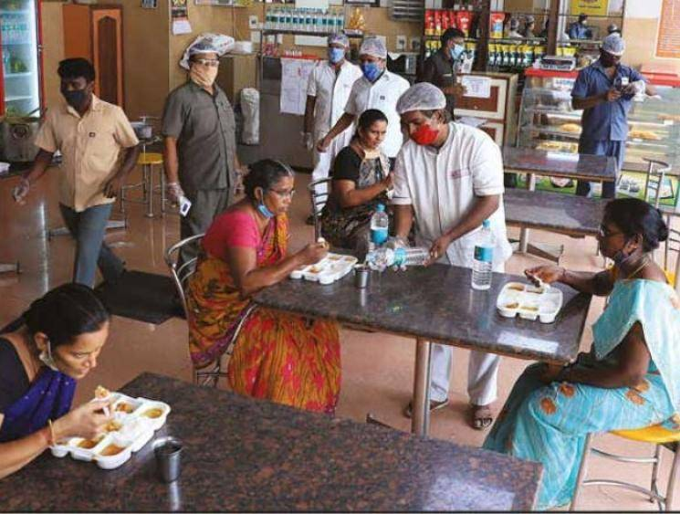 Chennai restaurants' reopening takes a slow start due to rise in coronavirus cases