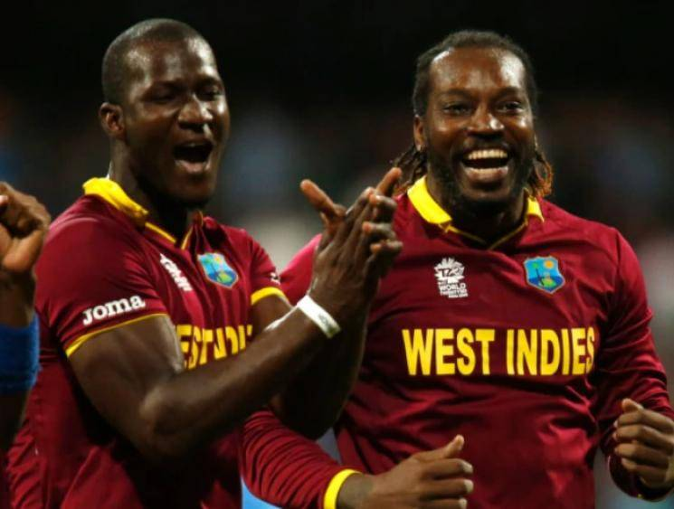 West Indies player Darren Sammy alleges racism - Chris Gayle comes to his support!