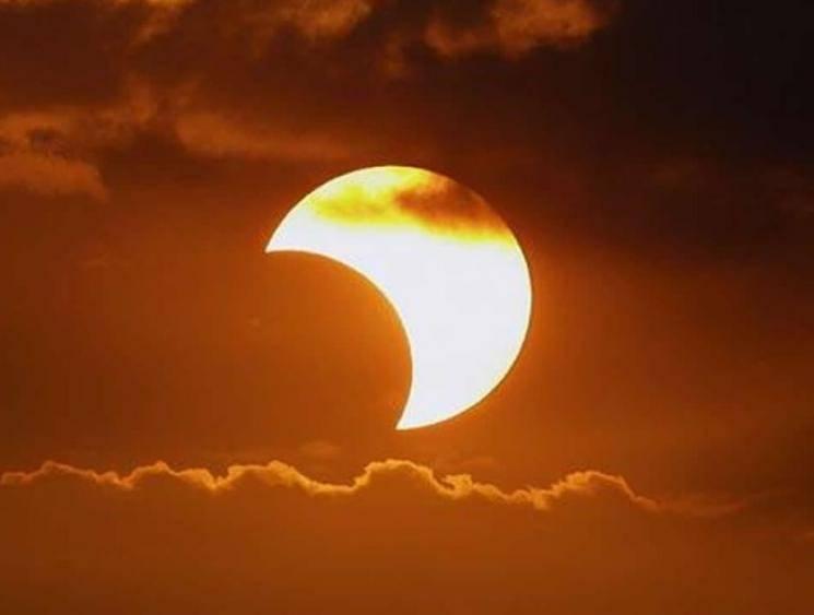 Chennai-based scientist says coronavirus is linked to solar eclipse