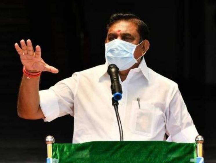 Tamil Nadu CM Edappadi Palaniswami's new precautionary changes to tackle coronavirus