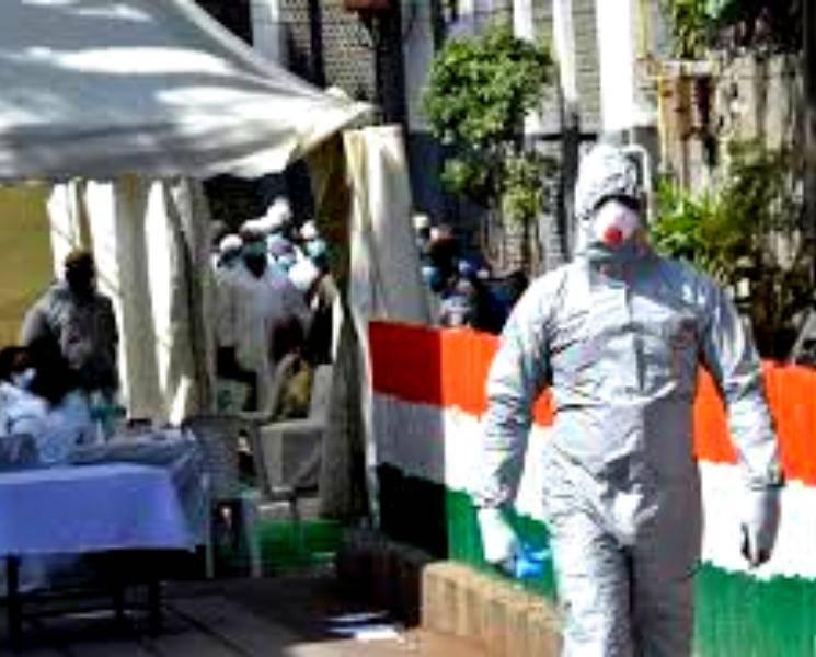 இந்தியாவில் கடந்த 24 மணிநேரத்தில் கொரோனாவால் 2,003 பேர் உயிரிழப்பு!