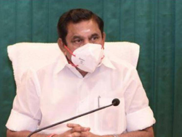 Shocking: TN CM Edappadi Palanisamy's staff member dies due to COVID!