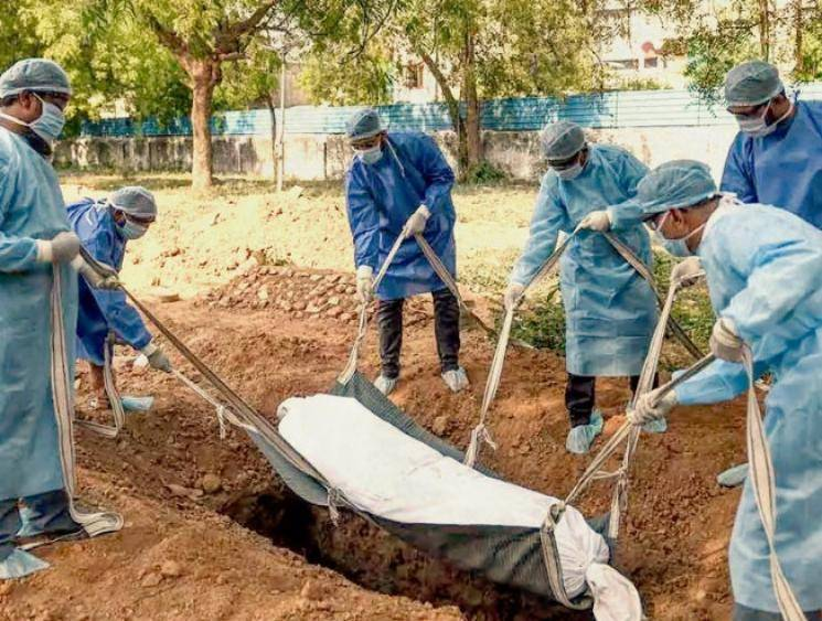 Class 12 student takes up job to handle coronavirus dead bodies for mother and siblings - Daily news