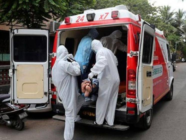SHOCKING: Paramedics don't touch man's dead body for five hours over coronavirus fears - Daily news
