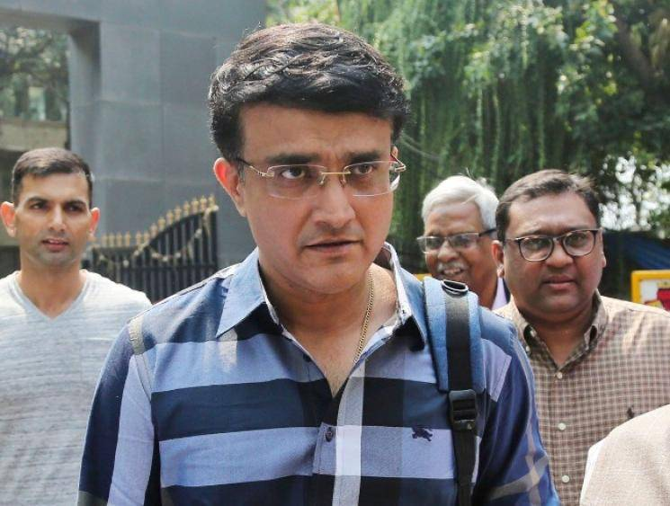 Sourav Ganguly's family members test positive for coronavirus