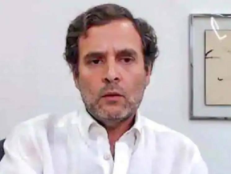 Rahul Gandhi spelling mistake in tweet criticising Narendra Modi becomes meme material!