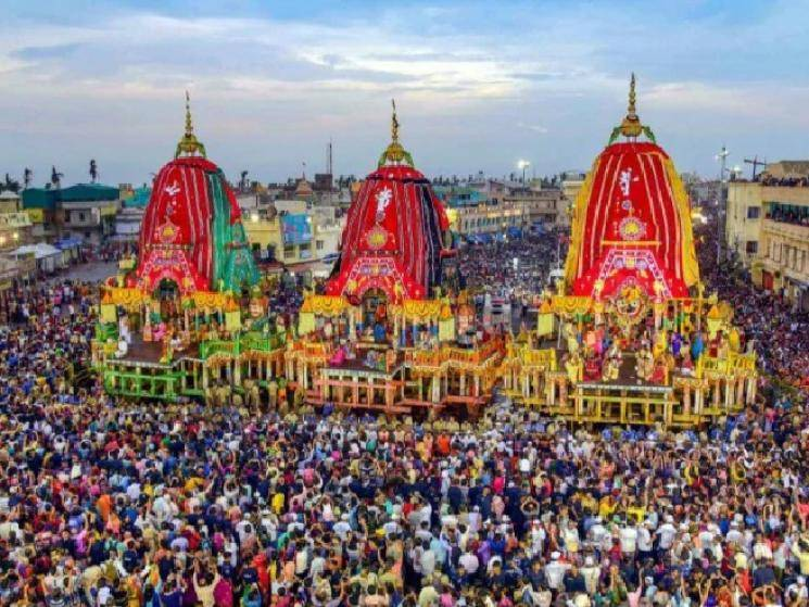 Puri Jagannath Rath Yatra to go ahead without public attendance!