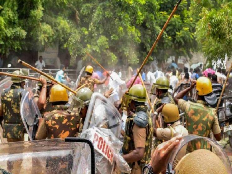 Protests erupt in Thoothukudi as father-son duo arrested for lockdown violation die in Police custod